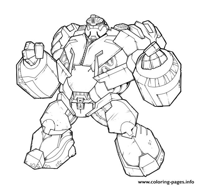 Transformers 117  coloring pages