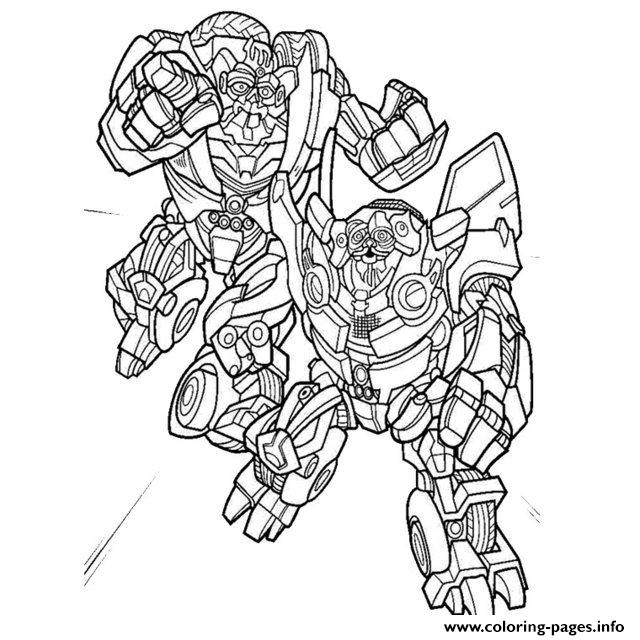 Transformers jazz coloring pages printable - Dessin de transformers ...