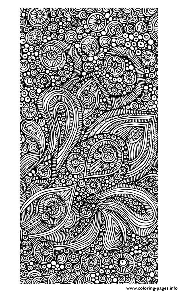 Zen Anti Stress To Print 10  coloring pages