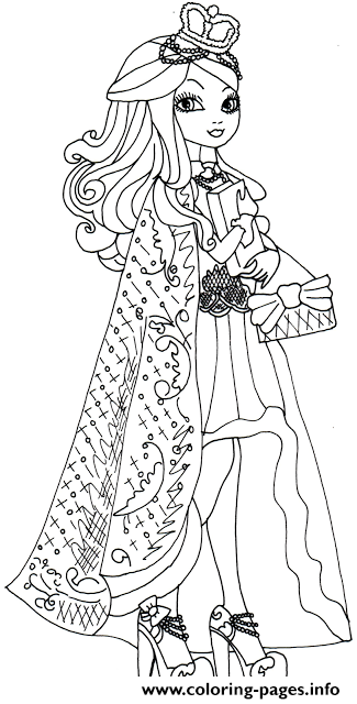 Apple White Legacy Day Coloring Pages Printable