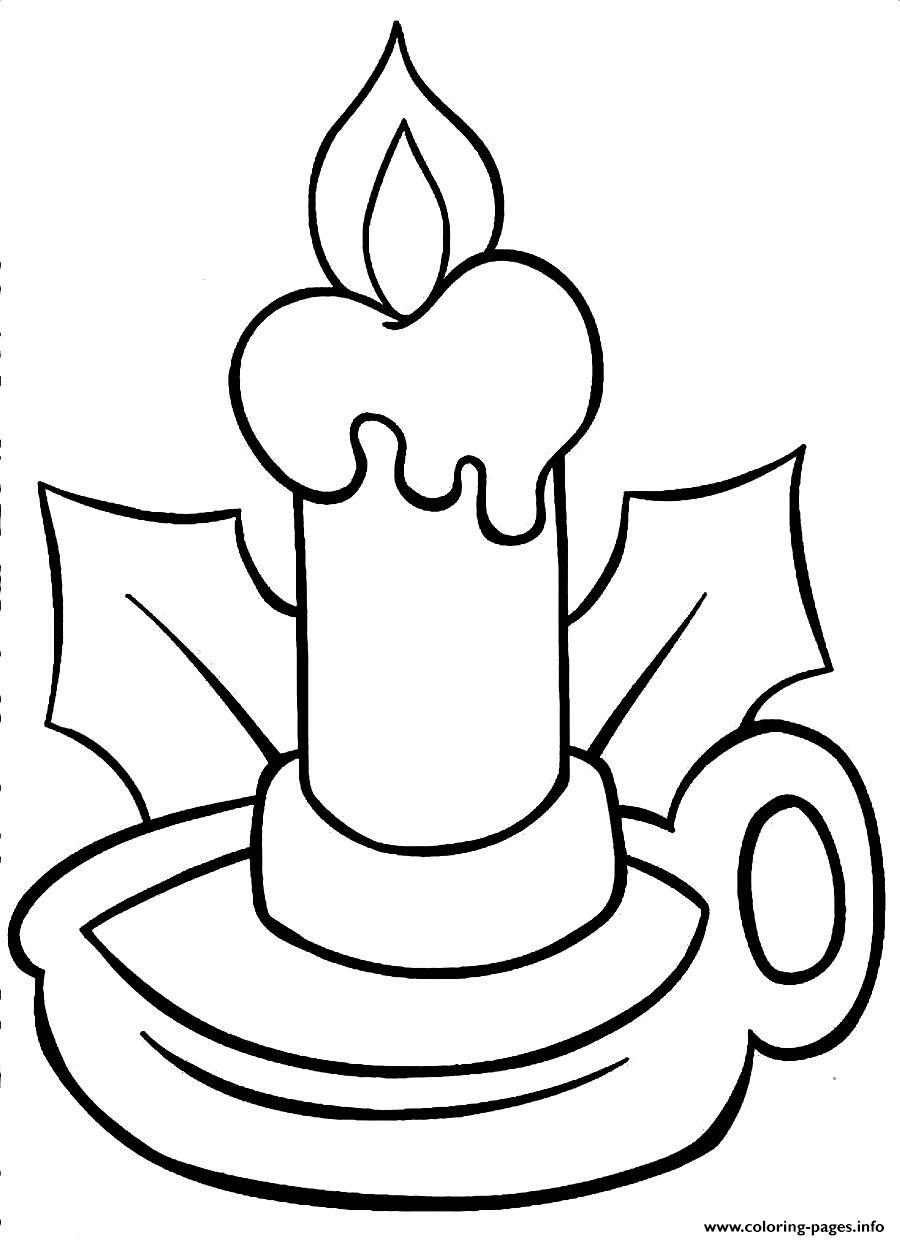 christmas light bulb coloring pages
