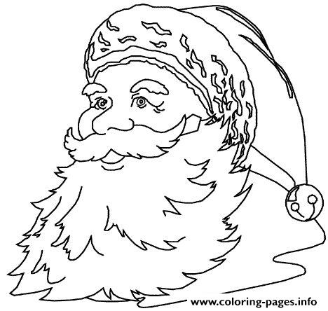 Christmas Santa Claus 80 coloring pages