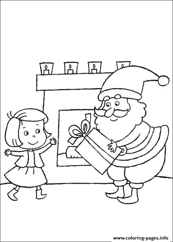 Christmas For Kids 05 coloring pages