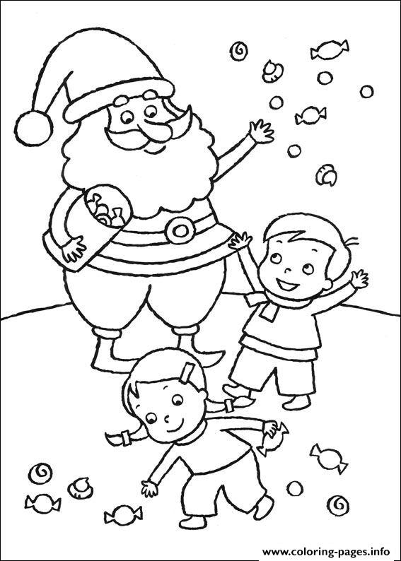 Christmas For Kids 31 coloring pages