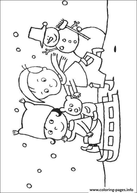 Christmas For Kids 13 coloring pages