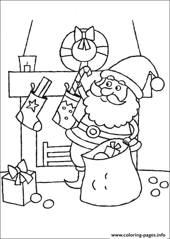 Christmas For Kids 35 coloring pages