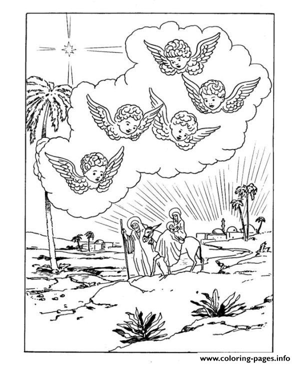 Christmas Adults Traditional 07 coloring pages