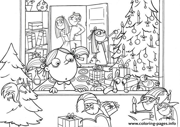 For Adults Christmas Family Coloring Pages Printablerhcoloringpagesinfo: Christmas Family Coloring Pages At Baymontmadison.com