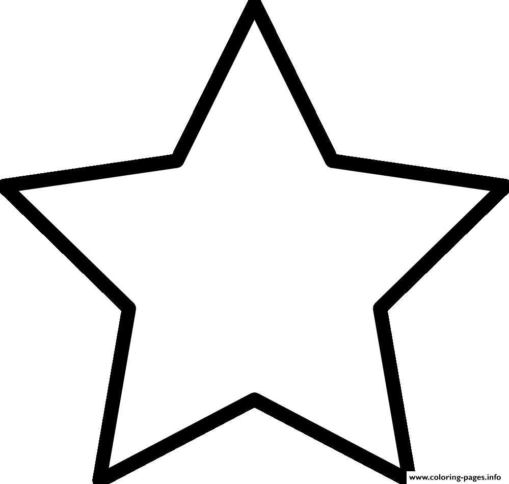 Black And White Stars coloring pages