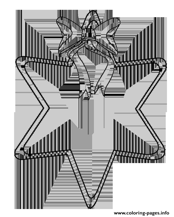 Christmas Star Coloring Printable coloring pages
