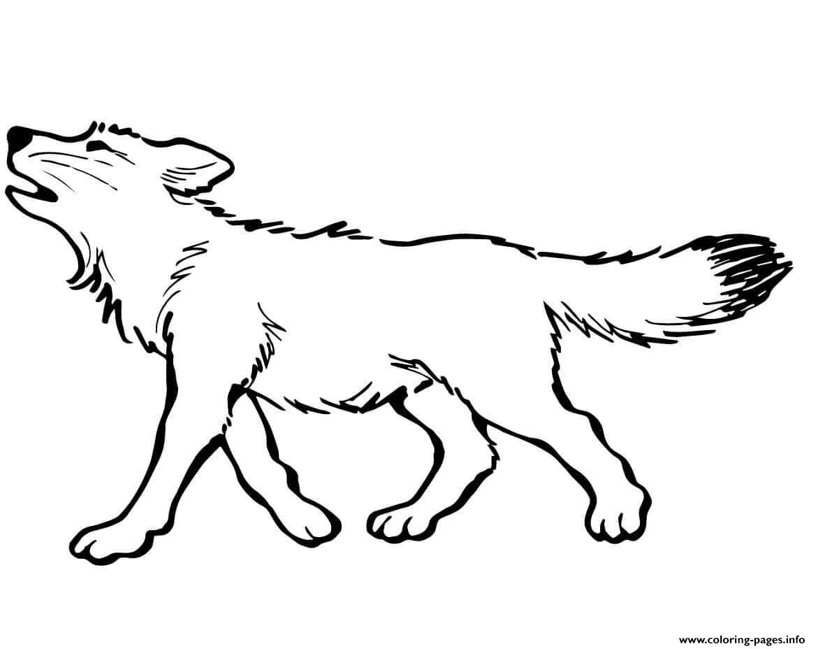 Wolf mandala coloring pages - Baby Wolf Colouring Print Baby Wolf Coloring Pages