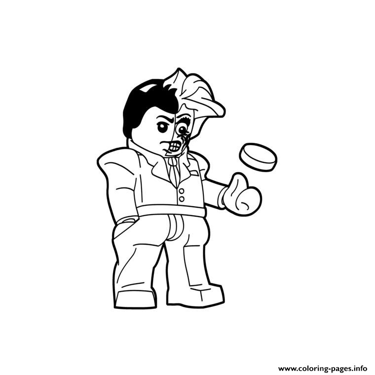 Lego Batman 2017 Movie Dc Comics Coloring Pages Printable