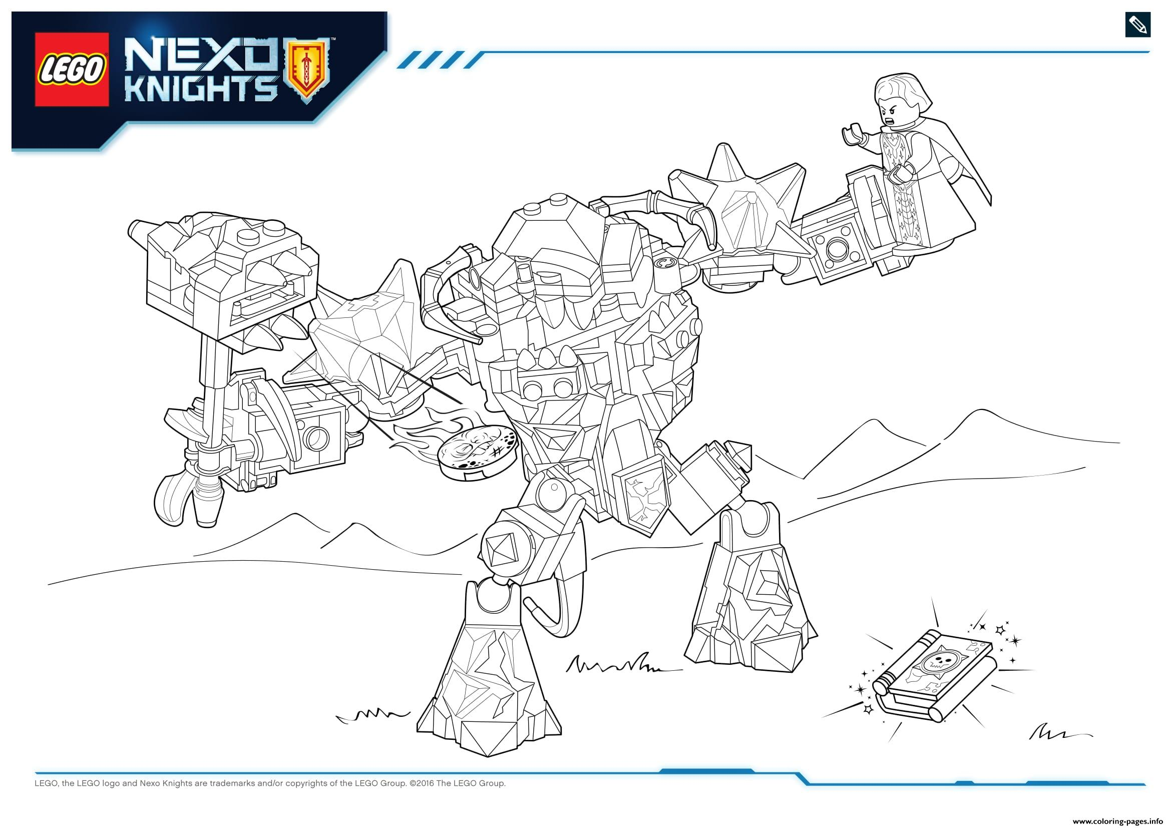 Lego Nexo Knights Monster Productss