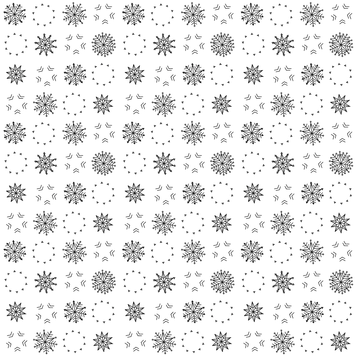 photo regarding Printable Wrapping Paper called Snow Printable Wrapping Paper Coloring Web pages Printable