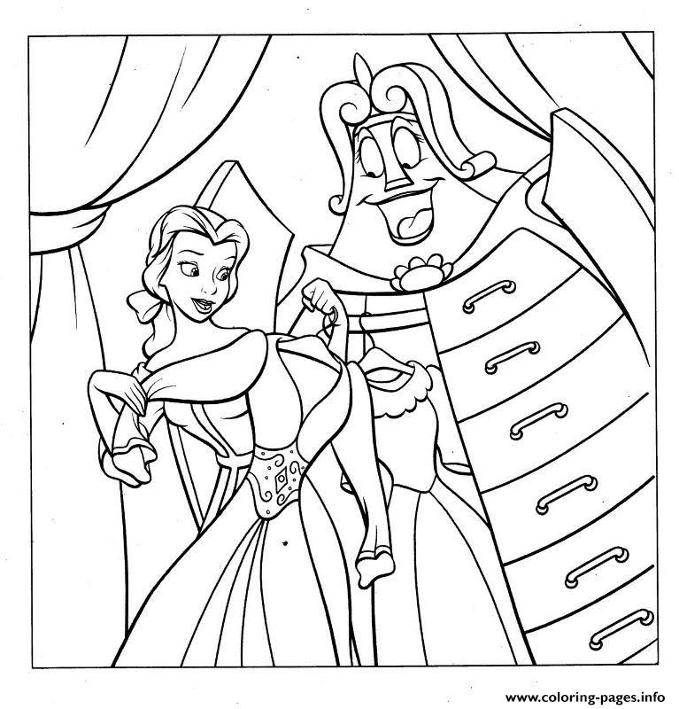 Printable Barbie princess dress colouring book pages - Free ... | 800x767