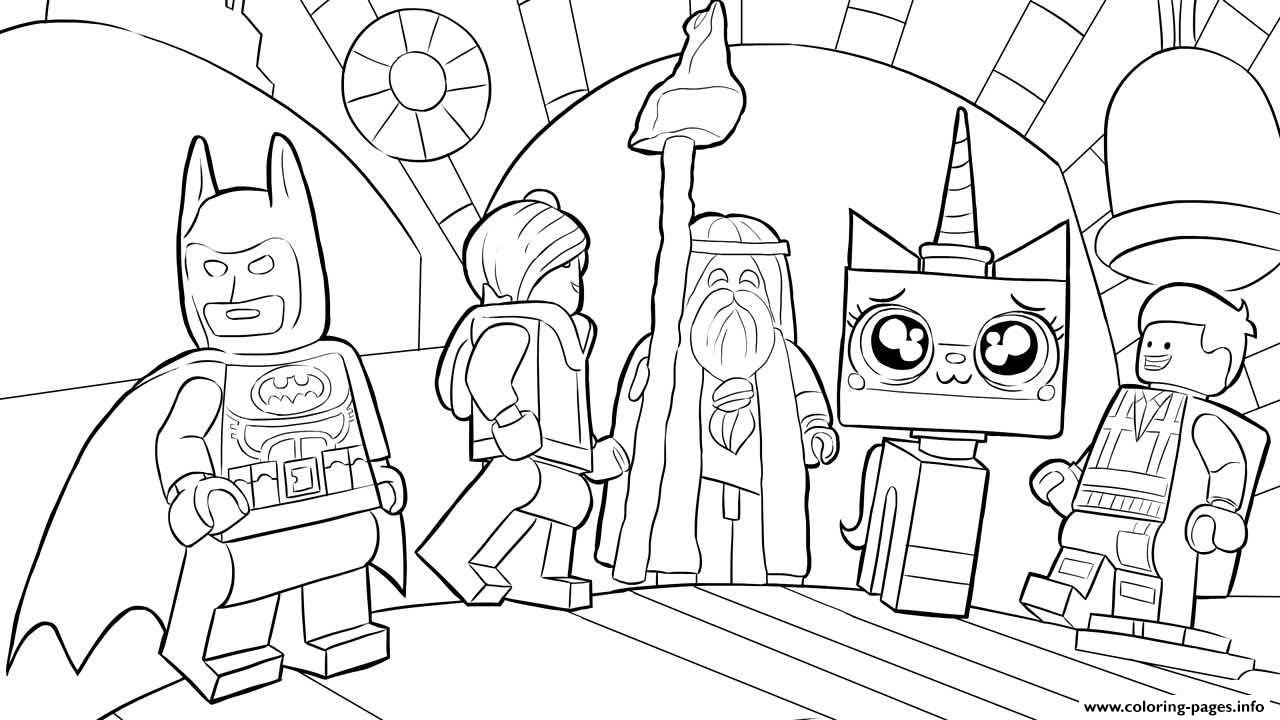 Coloring pages lego batman - Coloring Pages Lego Batman 24