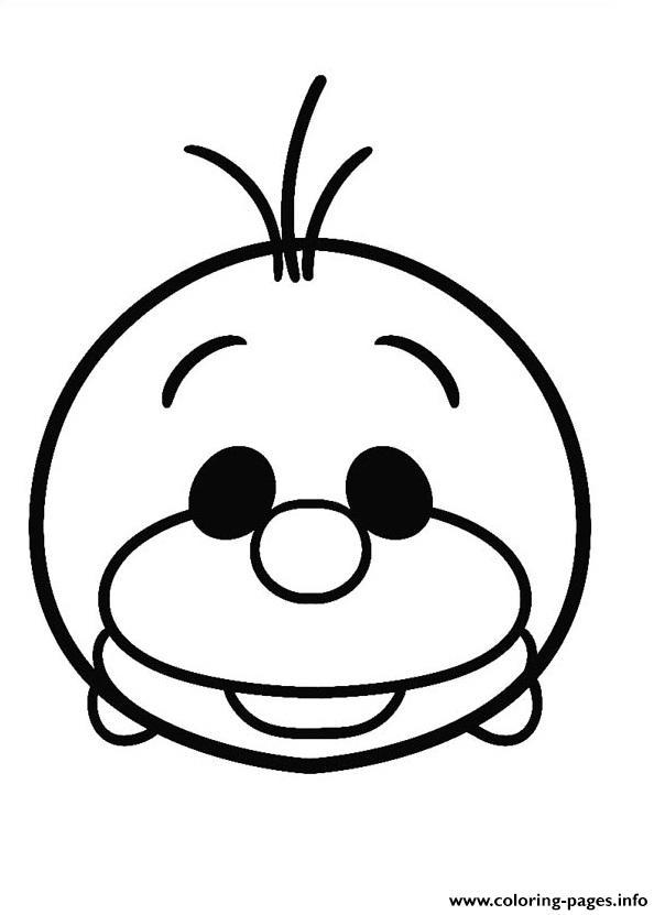 Kleurplaat Frozen Png Tsum Tsum Olaf Frozen Disney Coloring Pages Printable