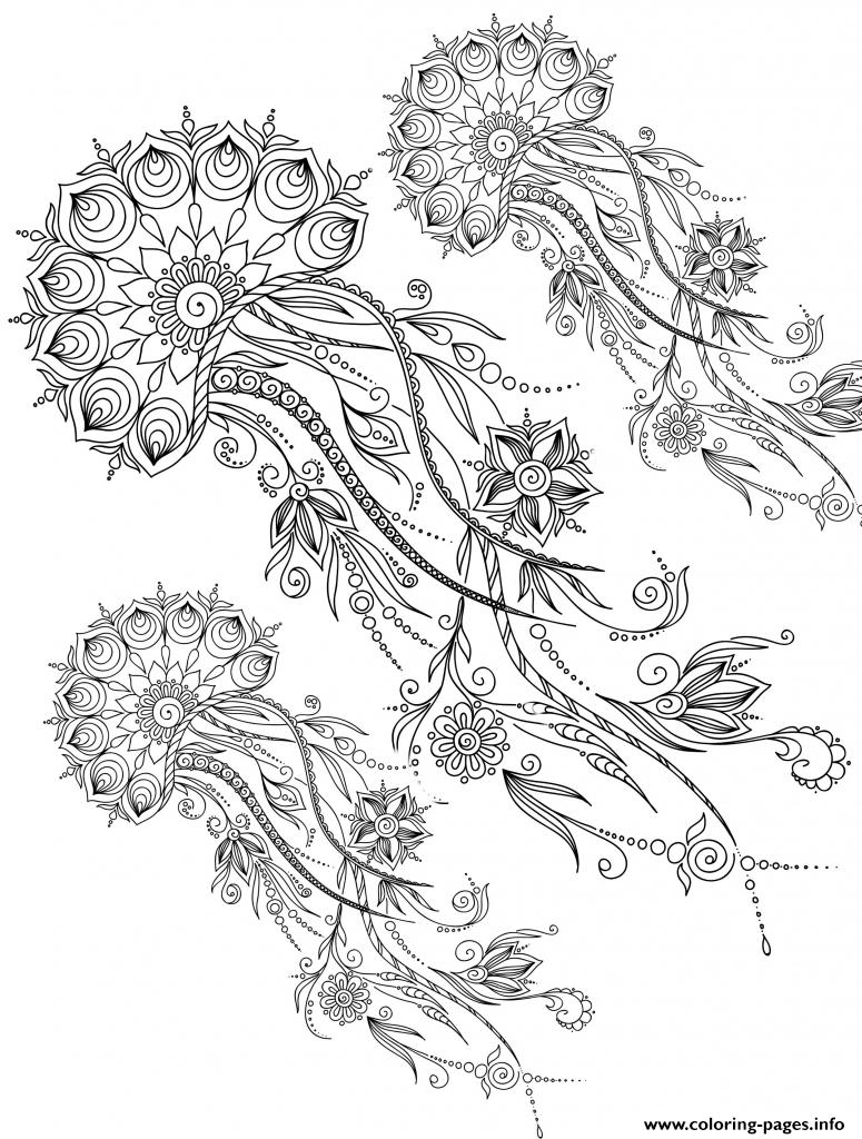 Advanced Adult Coloring Pages On Pinterest Adult Coloring