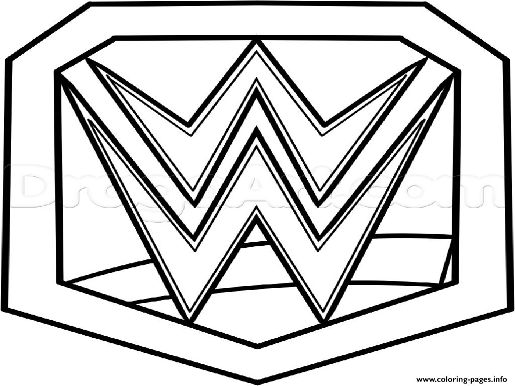 225 prints - Wwe Pictures To Colour