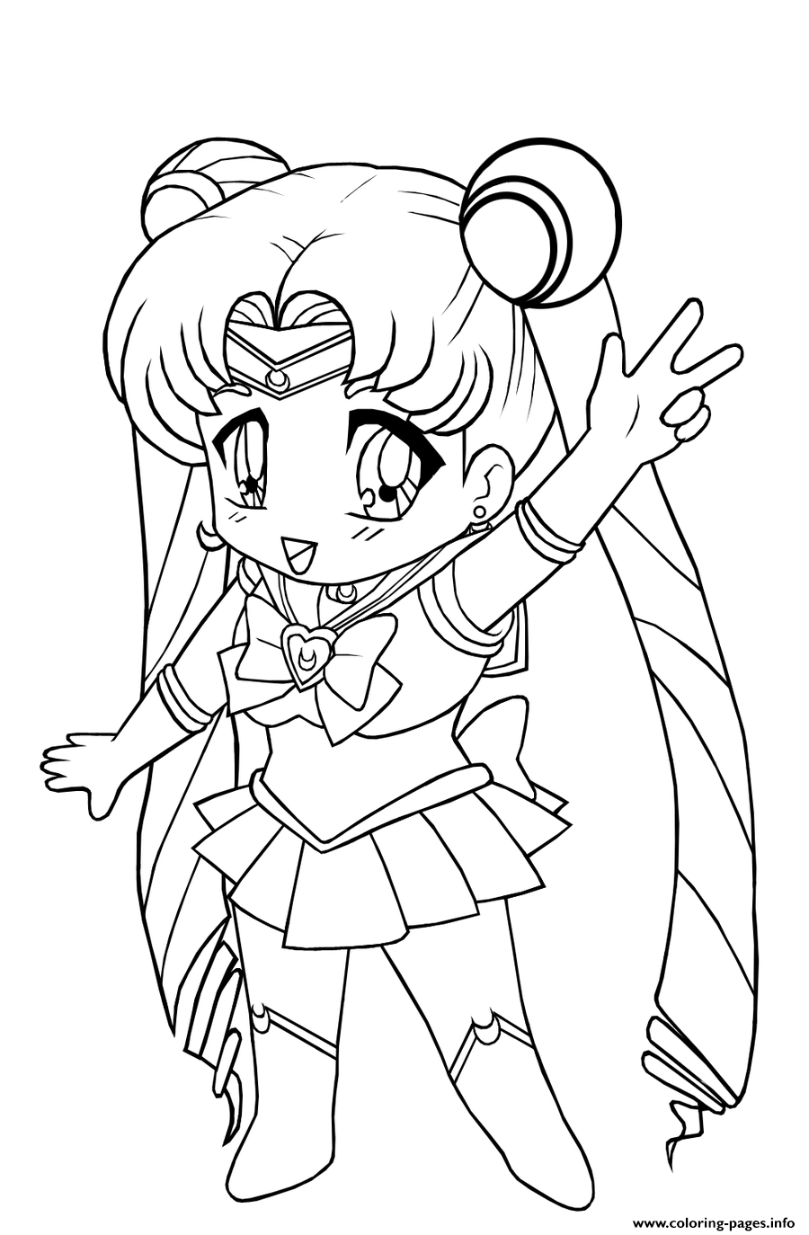 kids anime s to print de5b coloring pages printable