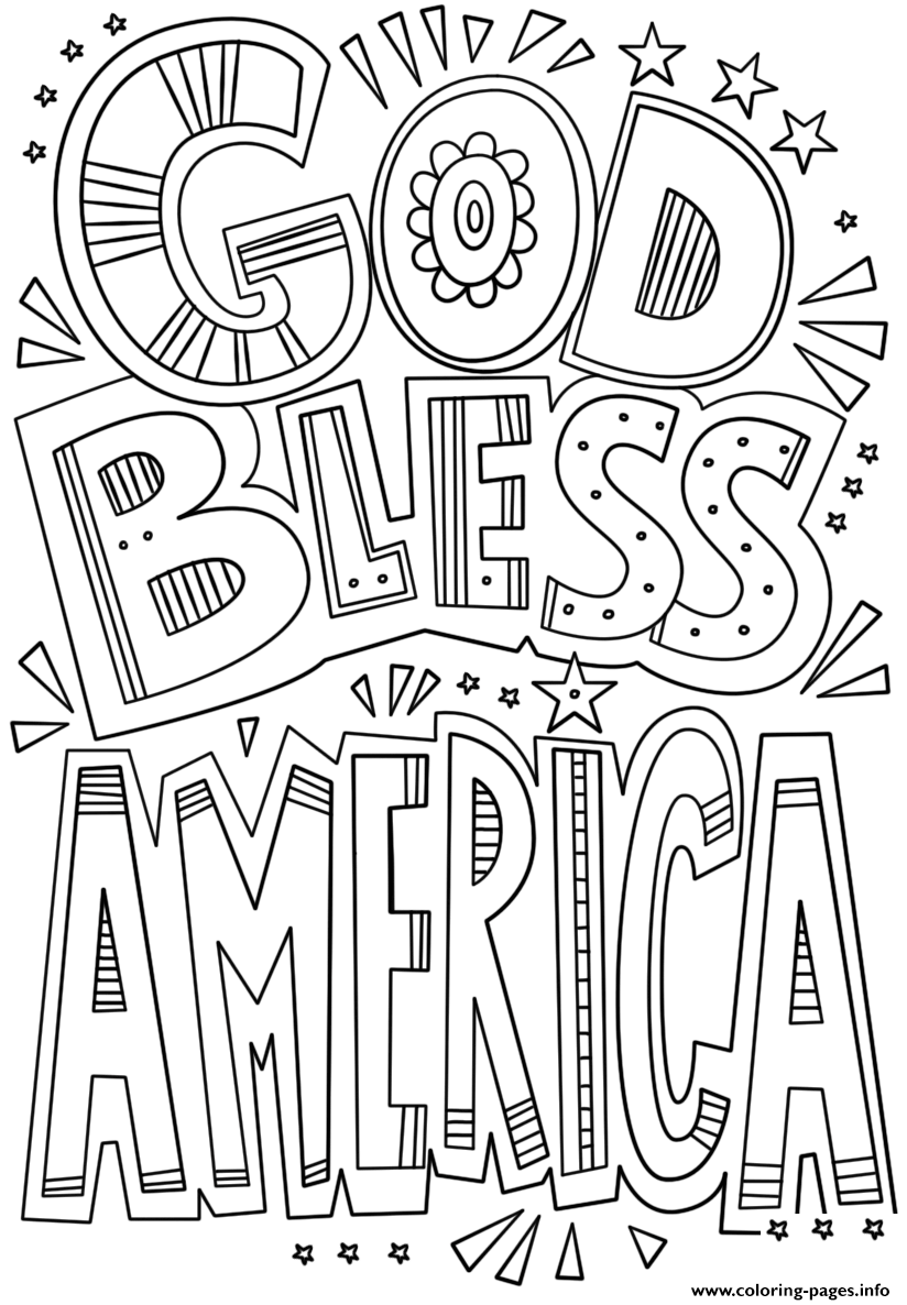 God Coloring Pages To Print