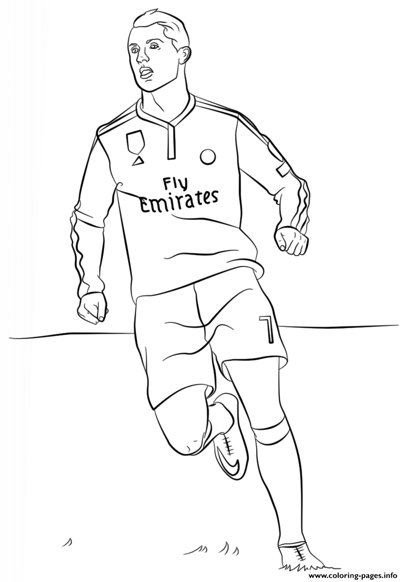 soccer star messi coloring pages - photo#18