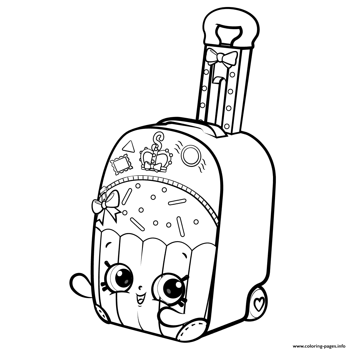 shopkins world vacation season 8 coloring pages