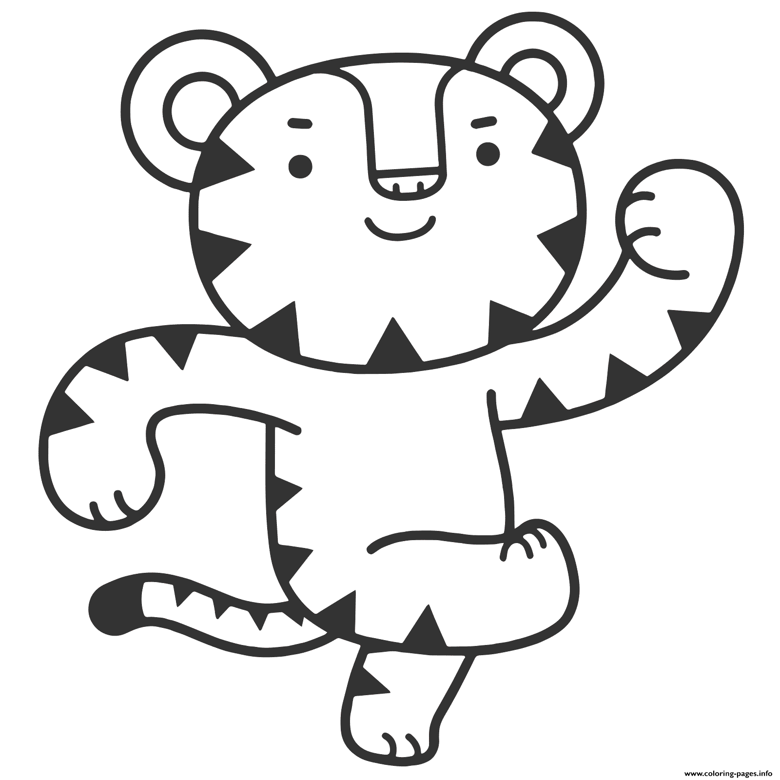 soohorang olympic coloring pages printable