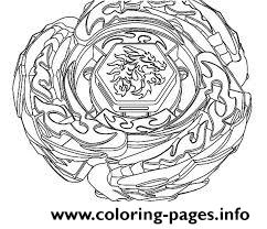 Beyblade 2 coloring pages