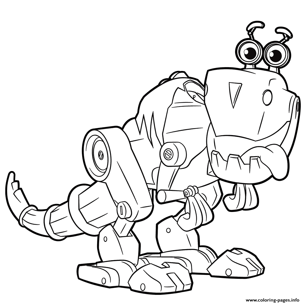 Robot Coloring Pages Online Coloring And Drawing