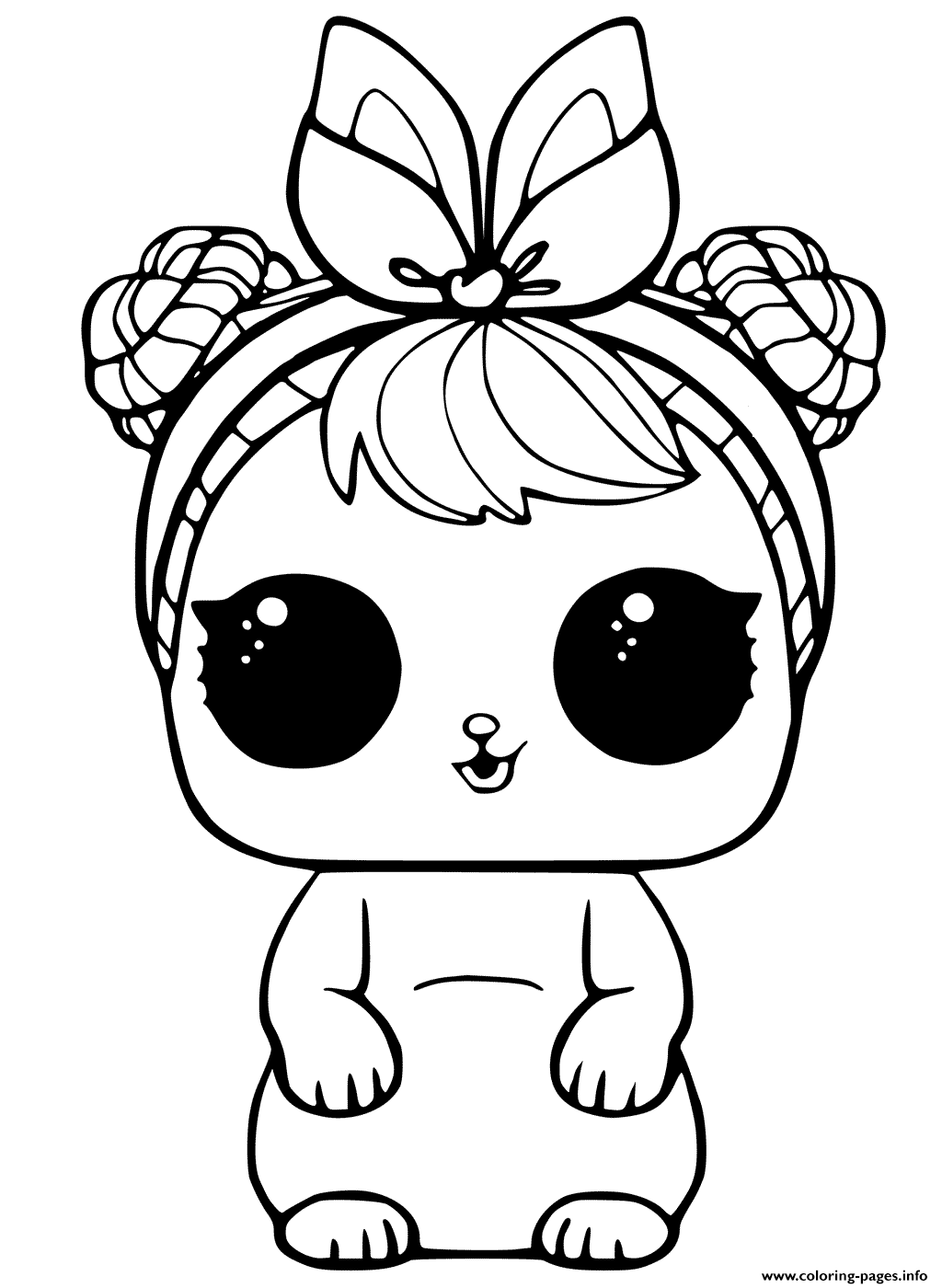 880 Top Lol Pets Coloring Pages To Print Images & Pictures In HD