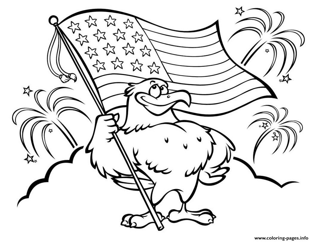 Disney 4th Of July Patriotic Coloring