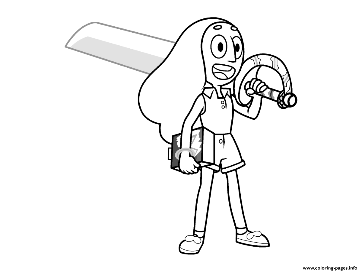 Steven Universe coloring pages | Print and Color.com | 900x1200
