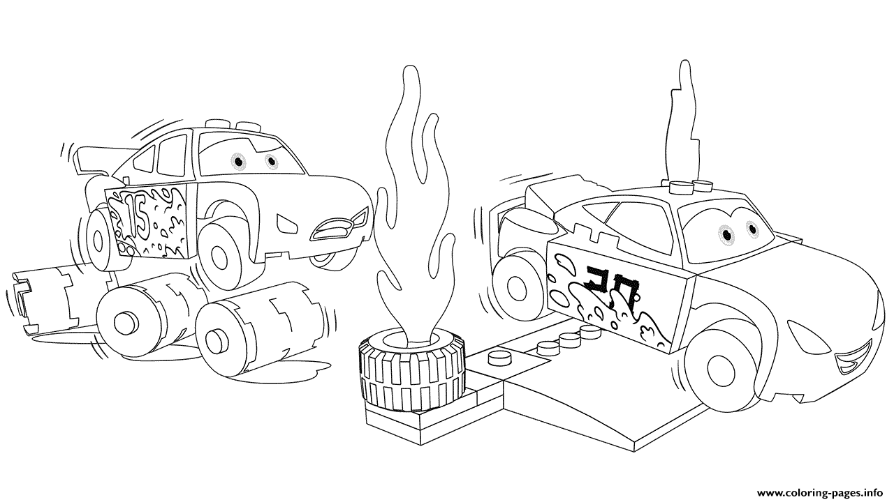 76 Top Lego Cars Coloring Pages Pictures