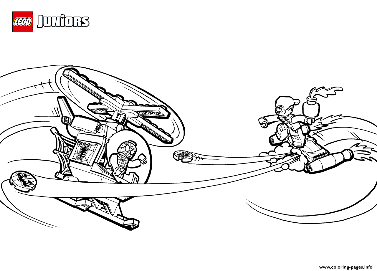 470 Top Spiderman Goblin Coloring Pages , Free HD Download