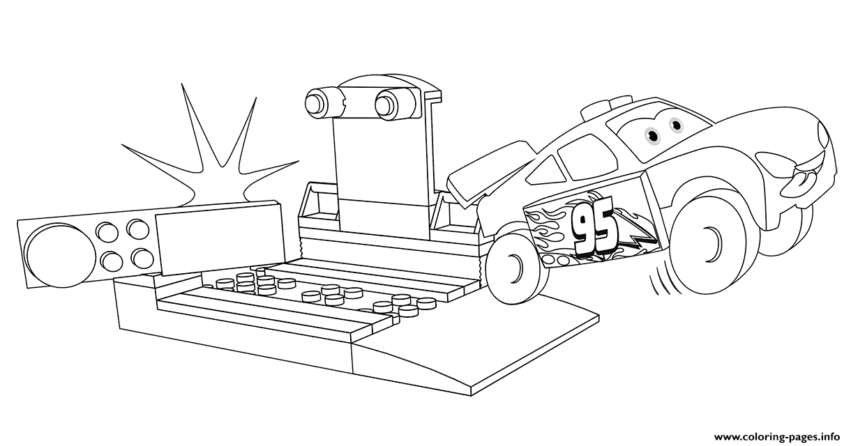 Mcqueen Coloring Pages - Coloringnori - Coloring Pages For Kids
