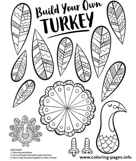 Thankful Coloring Pages Fresh Best Coloring Pages Turkey to Print ... | 560x472