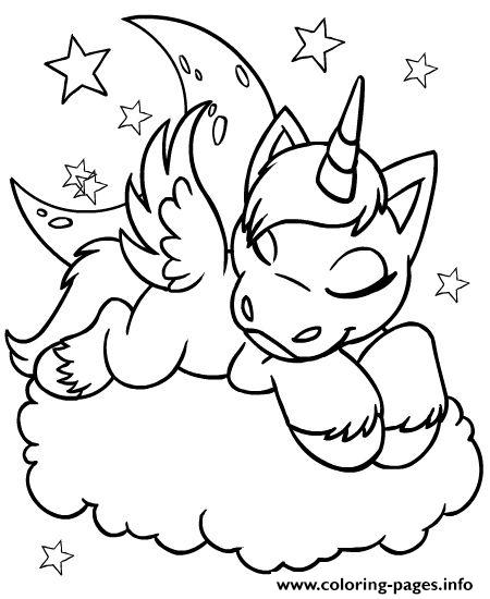 - Crayola Unicorn Stars Kids Coloring Pages Printable