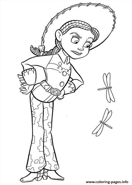 Bo Peep Coloring Pages Printable