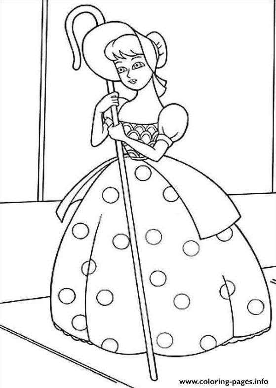 Pretty Doll Coloring Pages Printable