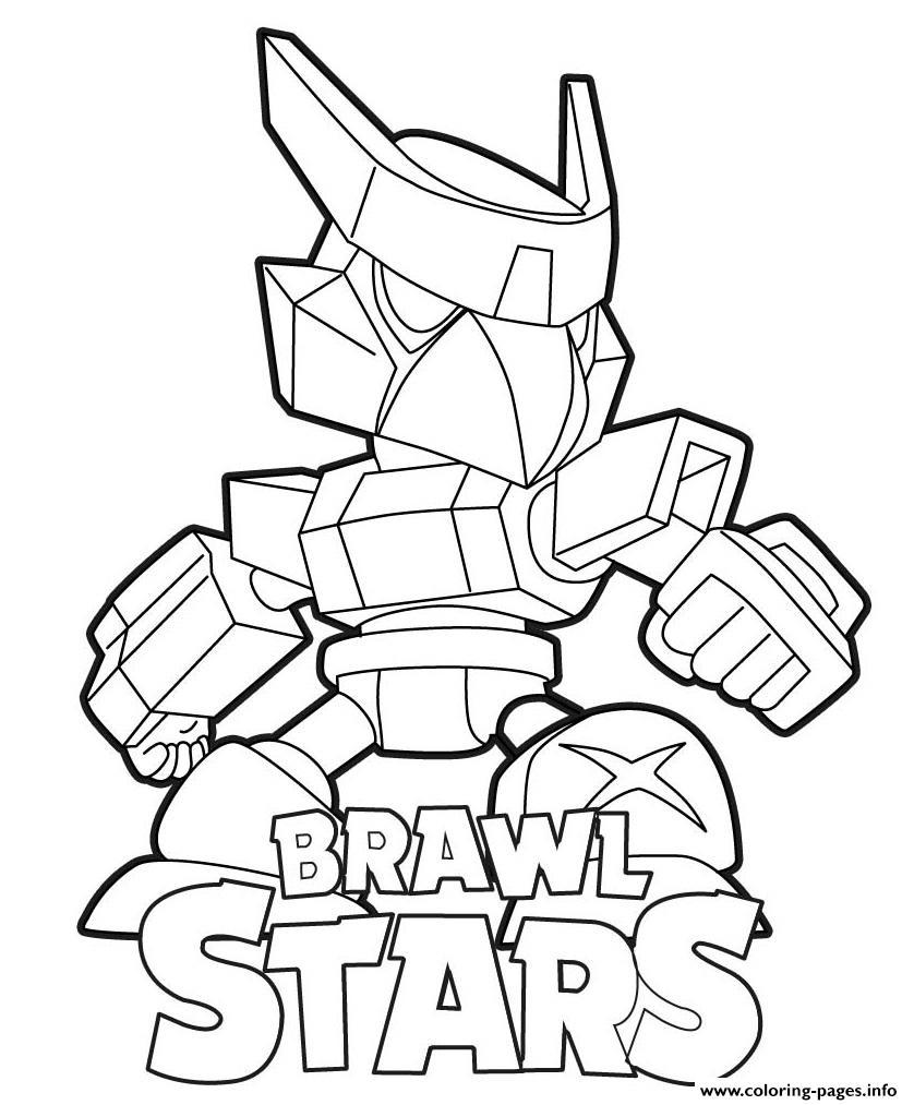 20+ New For Brawl Stars Mecha Crow Drawing
