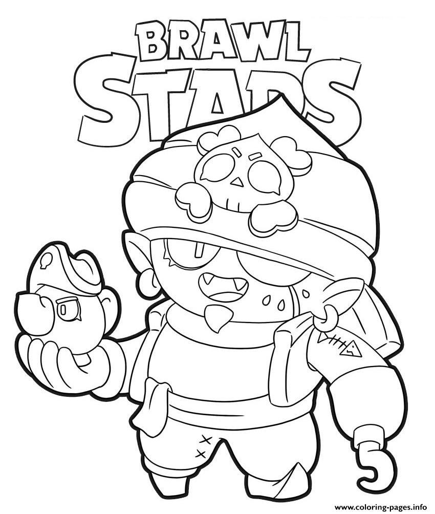 Brawl stars gene