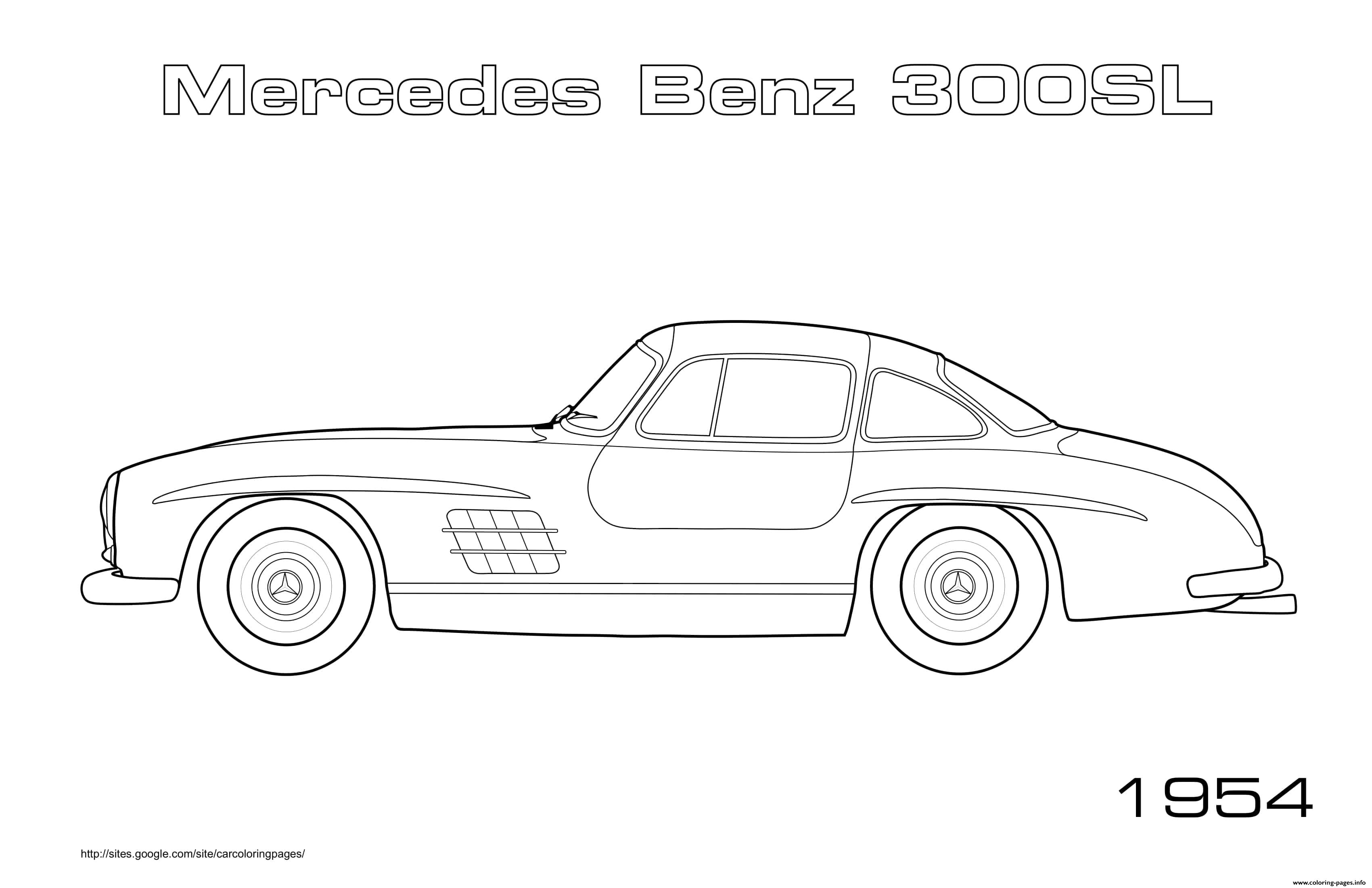Car Coloring Pages – coloring.rocks! | 2200x3400