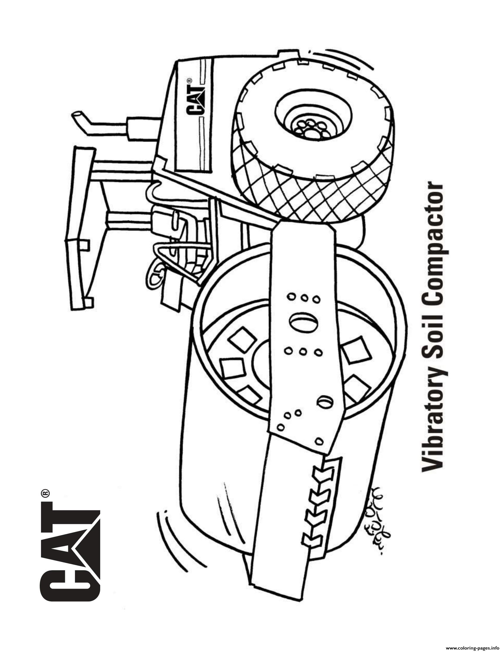 coloring book truck pages - photo#43