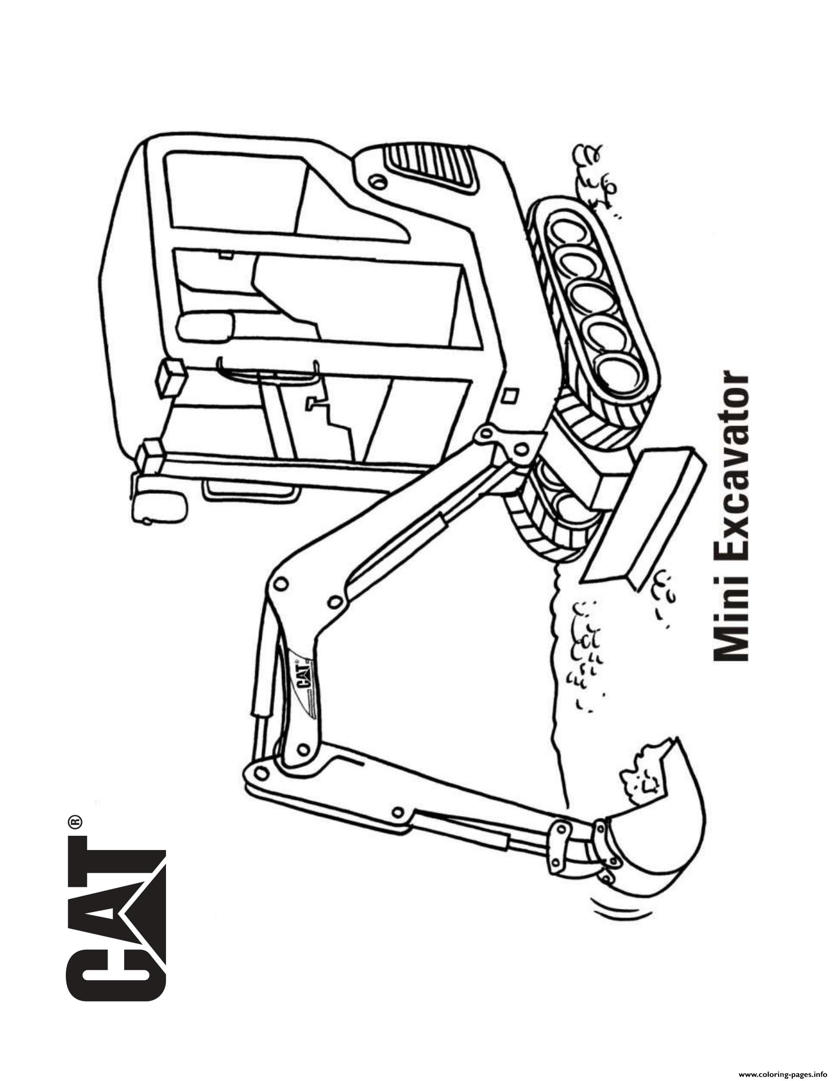coloring book truck pages - photo#49