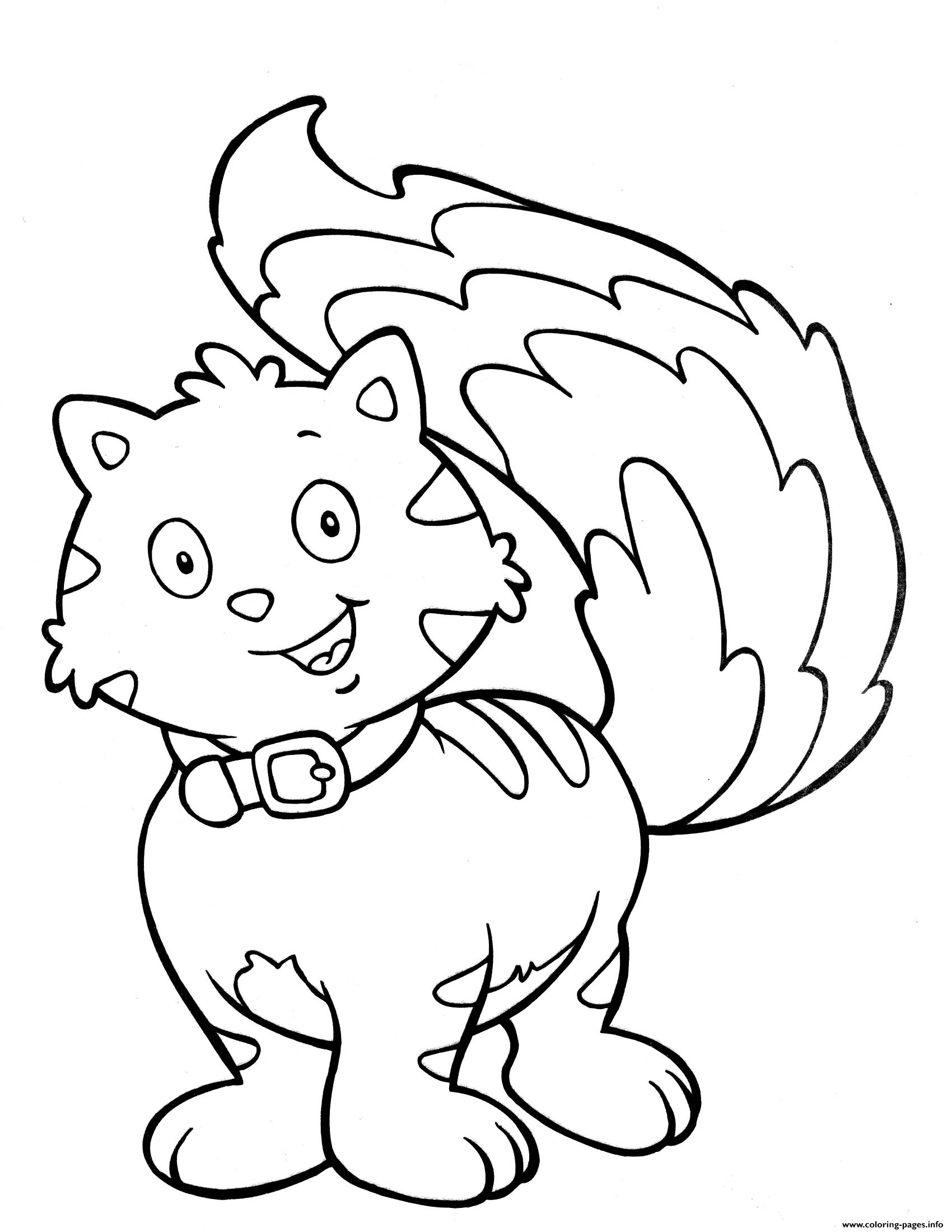 Crayola Cute Cat Coloring Pages Printable