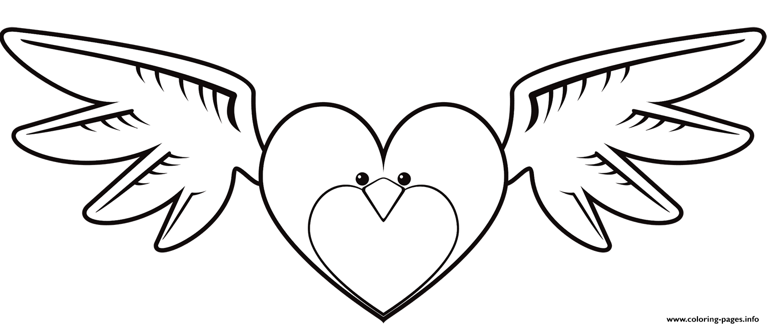 heart shaped flower Coloring Pages Printable (1 Pictures)   Free ...   638x1498