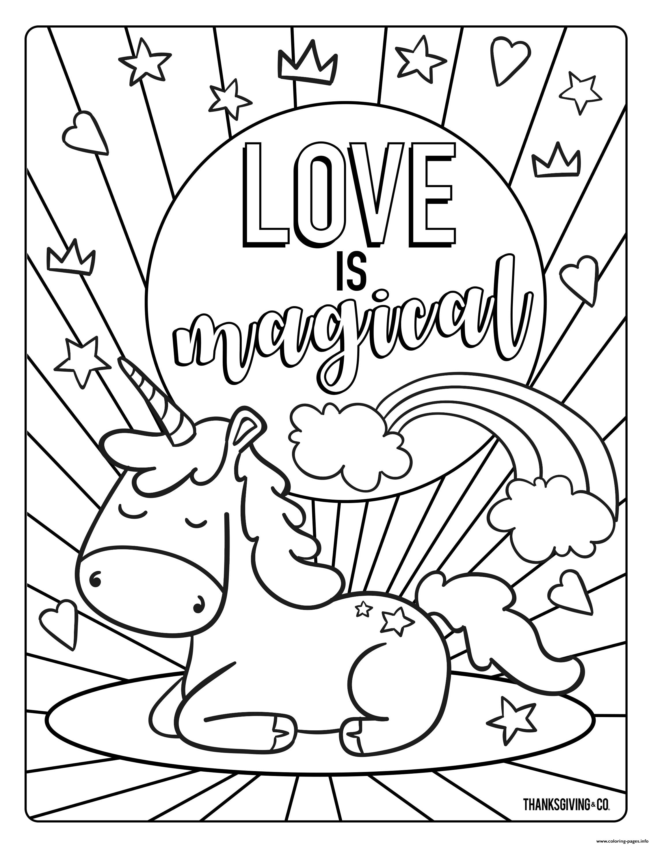 40+ Valentine's Day Coloring Pages PDF Printables | 2926x2261