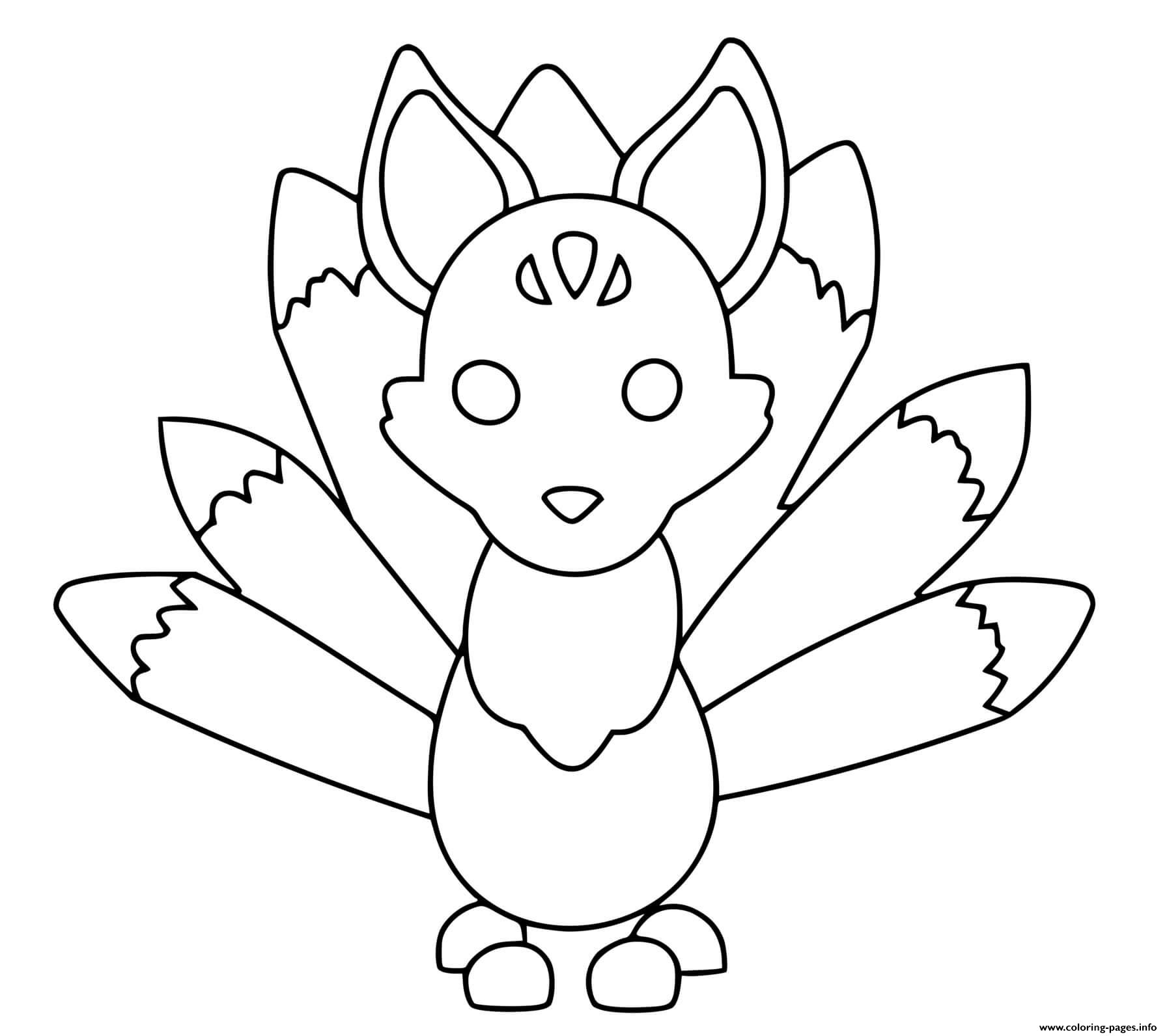 Adopt Me Twitter Coloring Pages / Adopt Me Coloring Pages ...