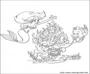 princess christmas 05 coloring pages